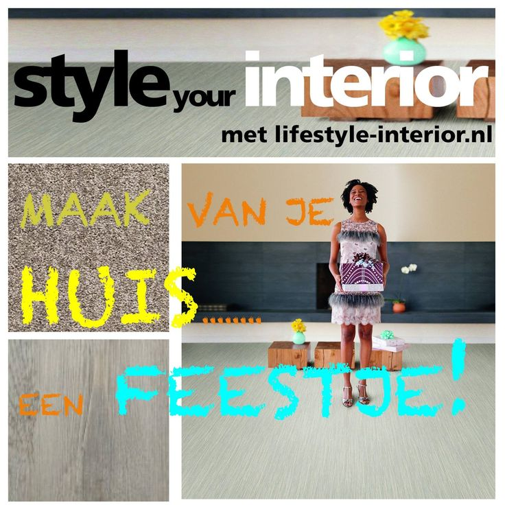 STYLE your INTERIOR met lifestyle-interior.nl