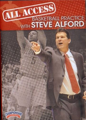 (Rental)-ALL ACCESS: STEVE ALFORD BASKETBALL PRACTICE