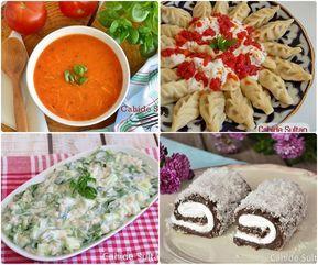 Gün gün iftar menüleri, 2016 iftar menüleri, Hafif İftar Menüleri, Kolay iftar menüleri, ramazan iftar menüleri