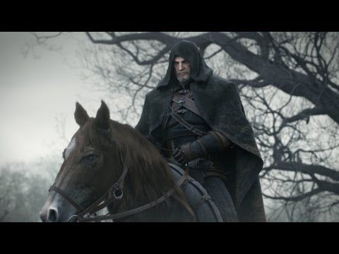 "Incredible Cinematic Trailer for THE WITCHER 3: WILD HUNT - ""Killing Monsters"" — GeekTyrant"