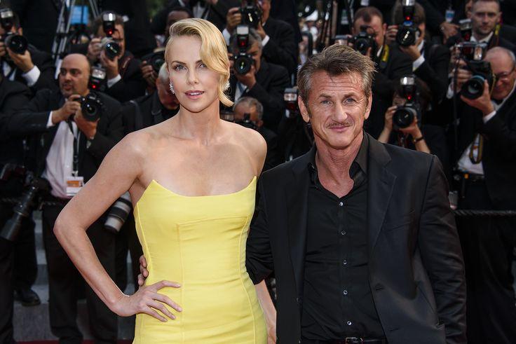 Charlize Theron and Sean Penn Reportedly Split. #celebritynews #charlizetheron #seanpenn