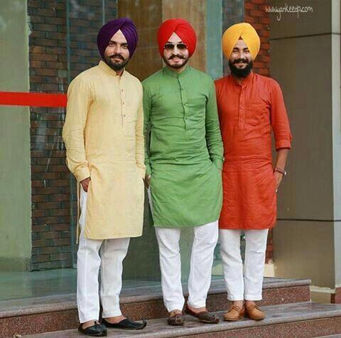 14 best Punjabi Sardar Fashion images on Pinterest ...