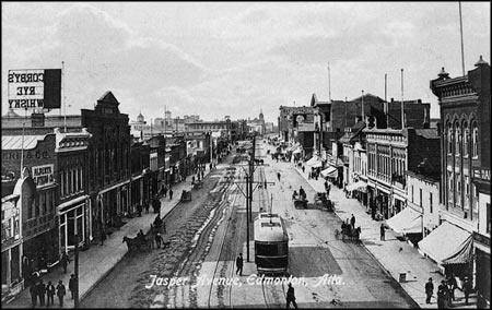 1912 / Edmonton, Alberta