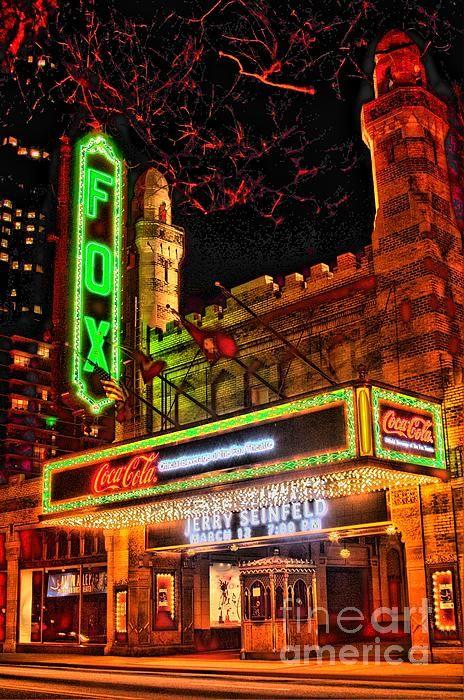Atlanta, GA- Fox Theatre