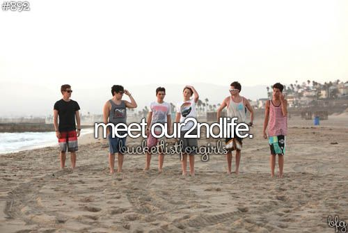 OMG I have ALWAYS wanted to meet Jc Caylen... and the rest of the boys! (Jc Caylen is my husband)