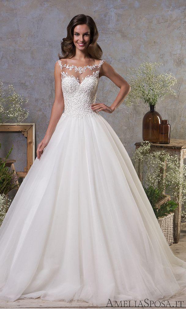courtesy of amelia sposa wedding dresses  vestidos de