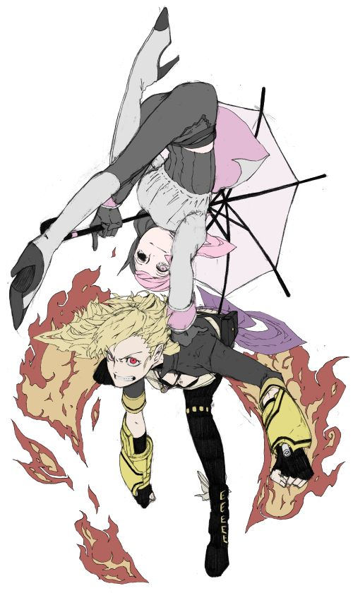 rwby yang and neo