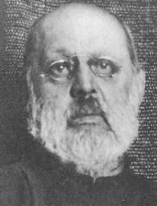 Saint Albert Chmielowski. Wealthy aristocrat, artist and estate manager, he gave it all up to become a Franciscan tertiary. Founded the Orders that became the Albertines for men, the Gray Sisters for women.