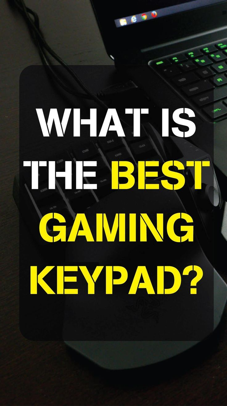 The 5 Best Gaming Keypads with Analog Sticks of (June 2019