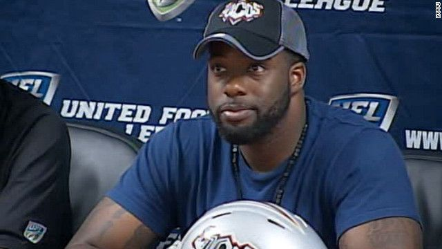 Celebrity News: Former inmate exonerated in rape case joins pro football team | AT2W