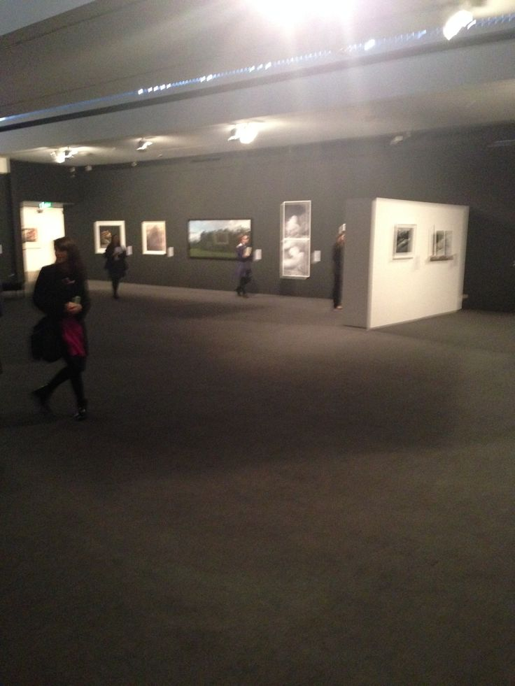 Bowness Prize Exhibition MGA 2014 Exhibition space