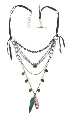 Sibilia Amuleto necklace: Amuleto Necklace