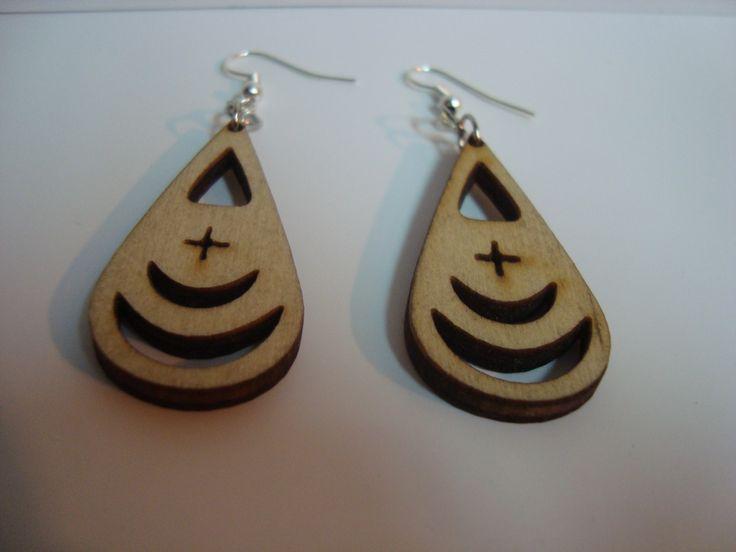 Aros (Chawai) de madera  $1.000