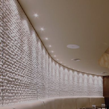 stonini 3d decorative wall panels make as an excellent feature wall creating a huge impact