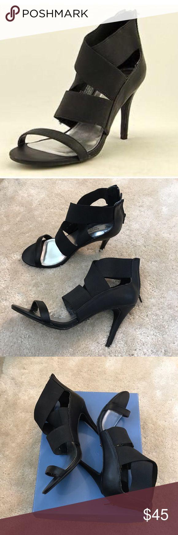 Simply Vera Wang Black Heel NIB Brand new never worn goes great with any outfit Simply Vera Vera Wang Shoes Heels