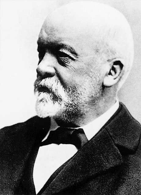 Gottlieb Daimler (1834–1900), inventor and engineer; founder of Daimler Motoren Gesellschaft, now Daimler-Benz AG