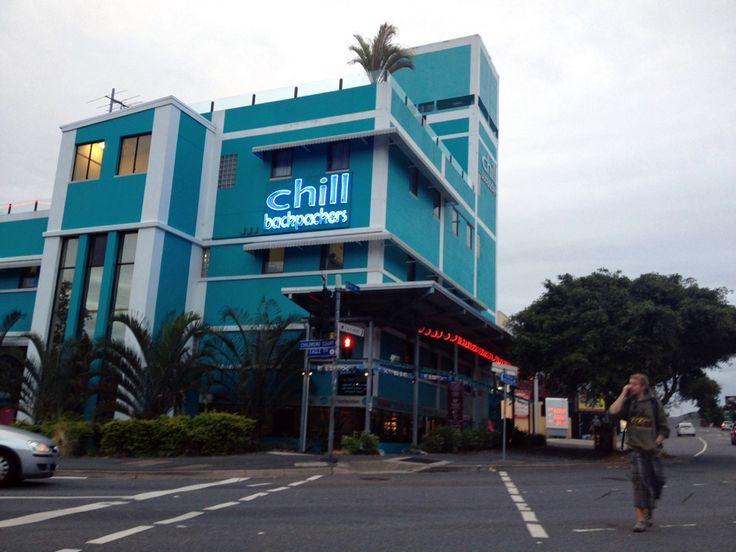 Chill Backpackers in Brisbane, QLD