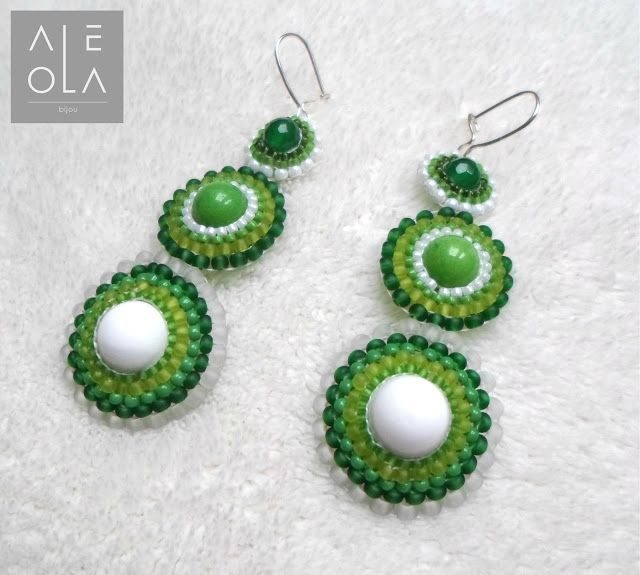 ALEOLA bijou: Zielono mi...