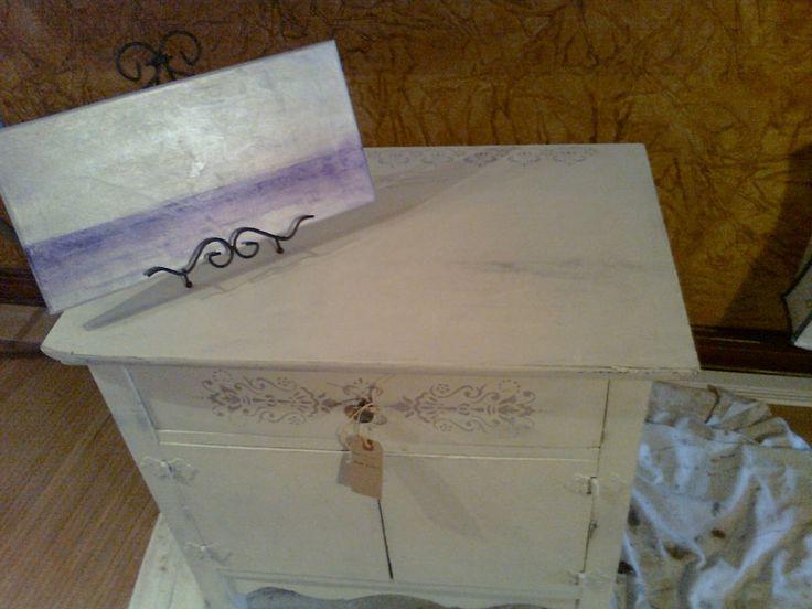 Chalk Paint™ by Annie Sloan meuble peint