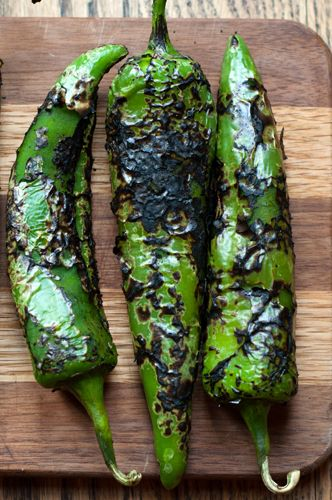 How to Make Green Chili Colorado, either meat or vegetarian.