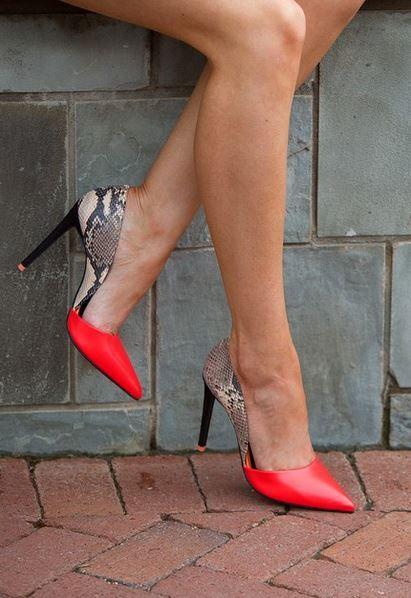 Aldo Premier - Fuchsia - Heels