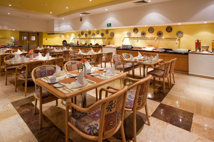 Restaurant Holiday Inn Puebla La Noria