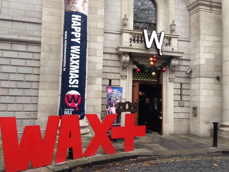 The National Wax Museum Plus em Dublin