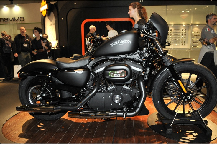 iron 883 special edition