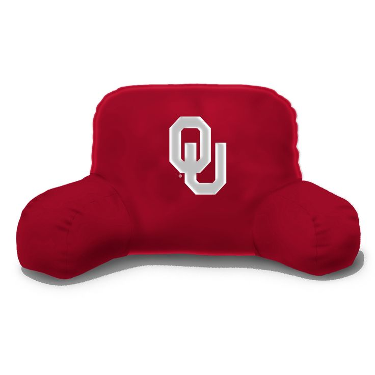 Oklahoma College 20x12 Bed Rest Pillow