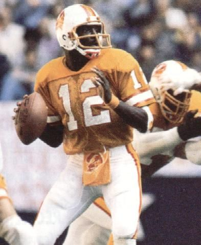 Doug Williams - Tampa Bay Buccaneers... it started with him!!!! That's my man!