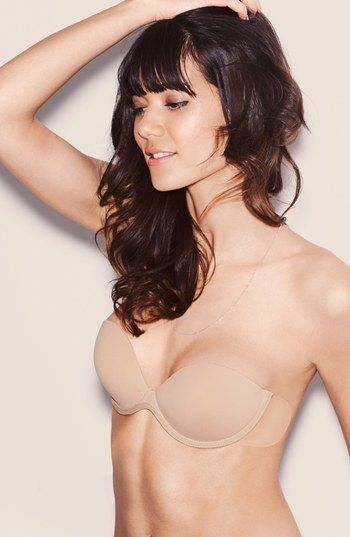 Nordstorm backless and strapless bra