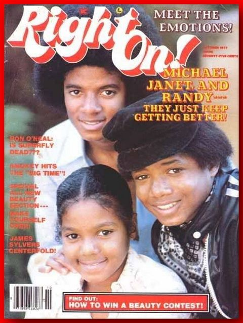 Michael, Janet, and Randy