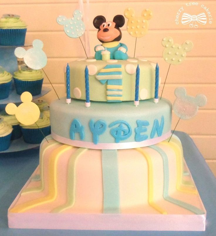 Baby Mickey Mouse Cake.jpg
