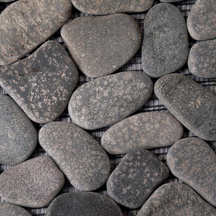 Best 25 River rock floor ideas on Pinterest  Wood tile