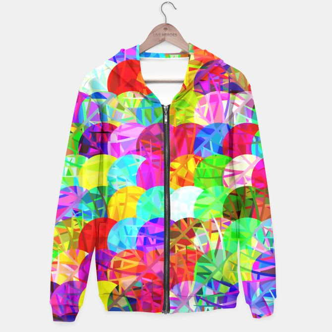 #Geometric #pattern #geometry #abstract #vivid #colorful #modern #hoodie #winter #autumn #apparel #clothing #lines #swirls