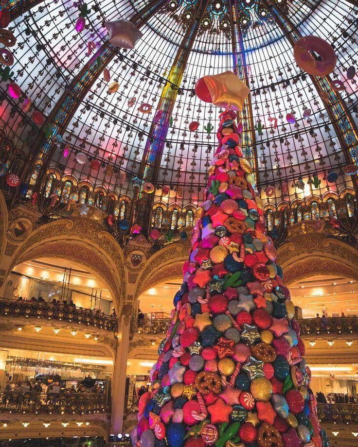 Gallery Lafayette has the most amazing Christmas decorations wau  #topeuropephoto #topparisphoto #topfrancephoto #gf_france #pariscartepostale #IgersParis #francevacations #parisjetaime #parismaville #igersfrance #ig_paris #pariscityvision #sky #super_france #visitlafrance #LOVES_FRANCE_ #paris #Geo_plc #paris #hello_france #france4dreams #pariscartepostale #hello_worldpics #architecture #winter #MonHiveràParisRegion #gallerylafayette #lafayette #christmasdecor #allcolours