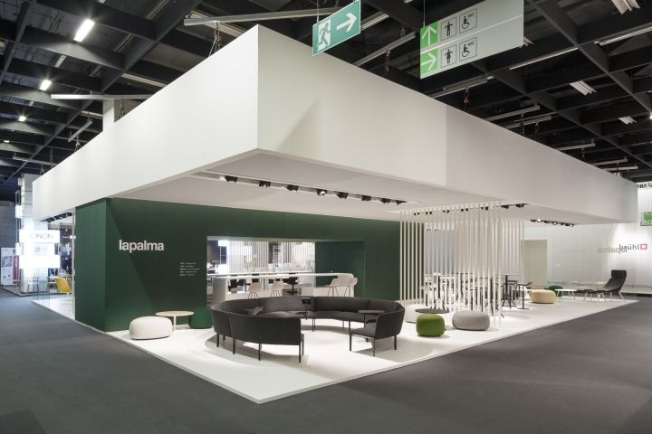 Exhibition Stand Agreement : From the house to office and contract environments