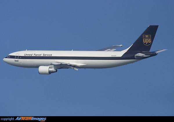 United Parcel Service (UPS) Airbus A300-600