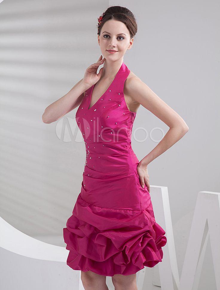 #Milanoo.com Ltd          #Homecoming Dresses       #Fuchsia #Mini #Length #Halter #A-line #Taffeta #Homecoming #Dress            Fuchsia Mini Length Halter A-line Taffeta Homecoming Dress                                              http://www.snaproduct.com/product.aspx?PID=5682578