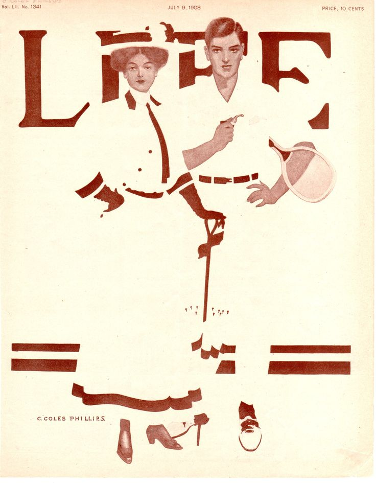 Life Magazine Blank Cover