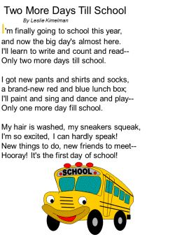 13 best images about poems on Pinterest | Teachers' day, Back to ...