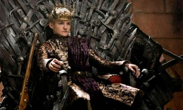 El rey Joffrey Baratheon. (Foto: HBO)