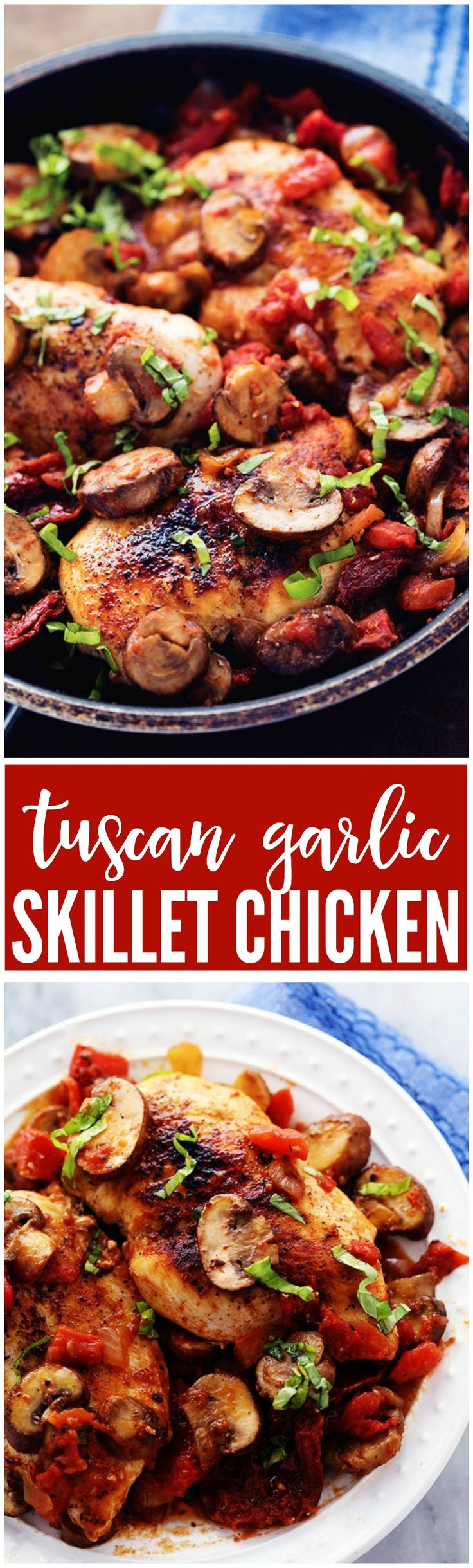 A quick, easy and impressive 30 minute meal that is packed with delicious flavor! therecipecritic.com