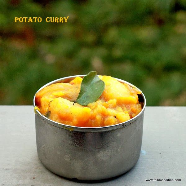 Potato Curry Recipe - delish