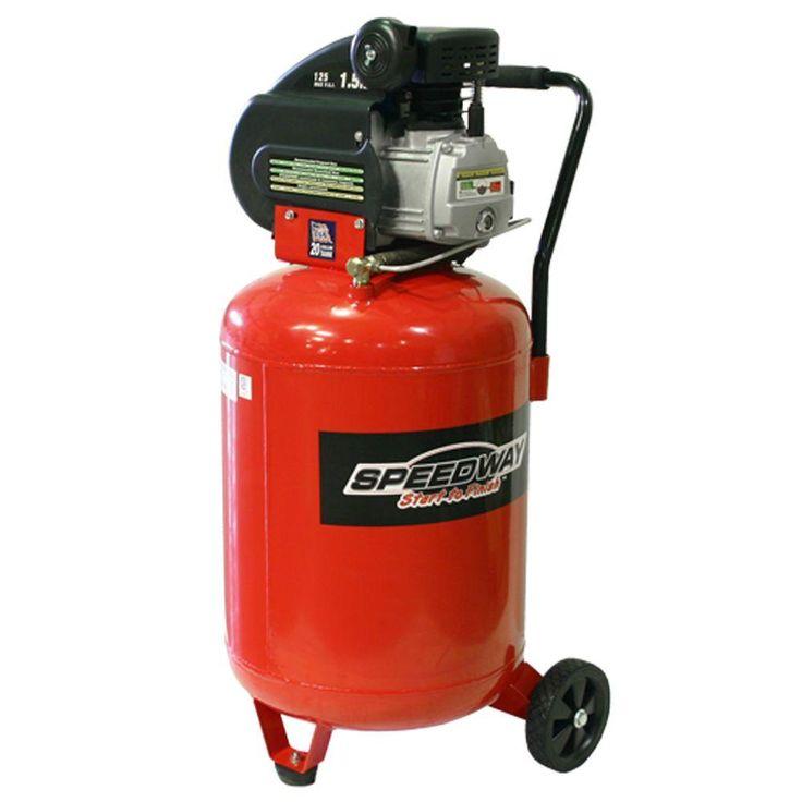 20 Gal. 2 HP Vertical Air Compressor