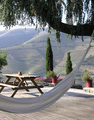 "#Portugal's #Douro Valley: ""one of the most stunningly beautiful landscapes on Earth"" - via Daily Mail 02.08.2015 