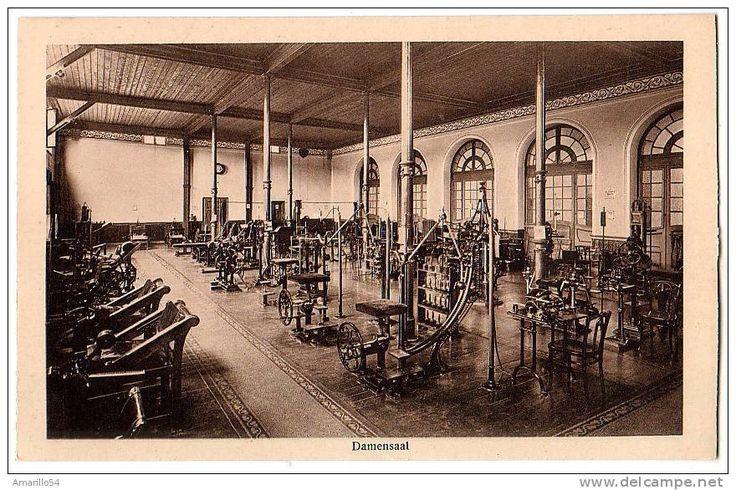 1910 Bad Nauheim - Damensaal