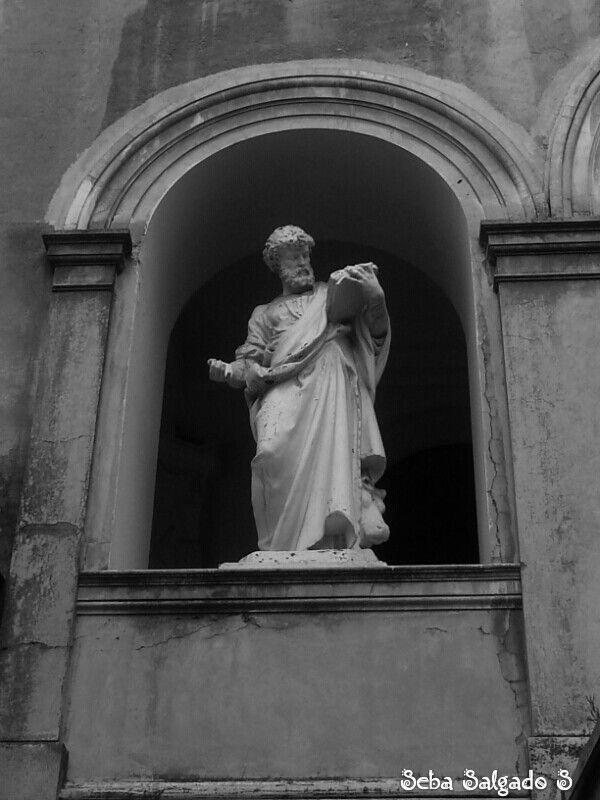 El lector, cementerio catolico