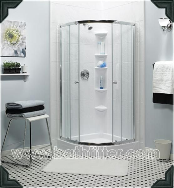 bath fitter showers