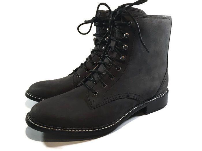 Woolrich Deadeye Womens Winter Smoke Combat Ankle Boots SIZE 10M | eBay